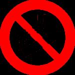Espace non-fumeurs