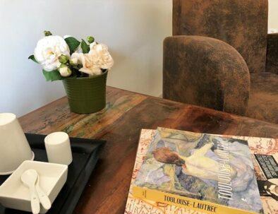 décoration chambre Toulouse Lautrec