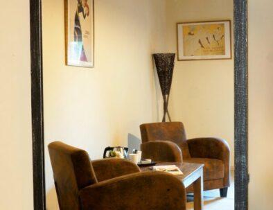 espace salon chambre Toulouse Lautrec