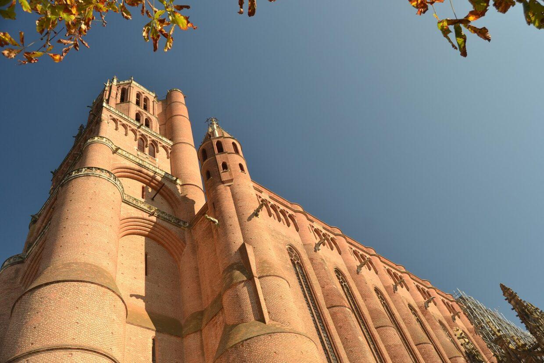 Cathédrale sainte Cécile à Albi