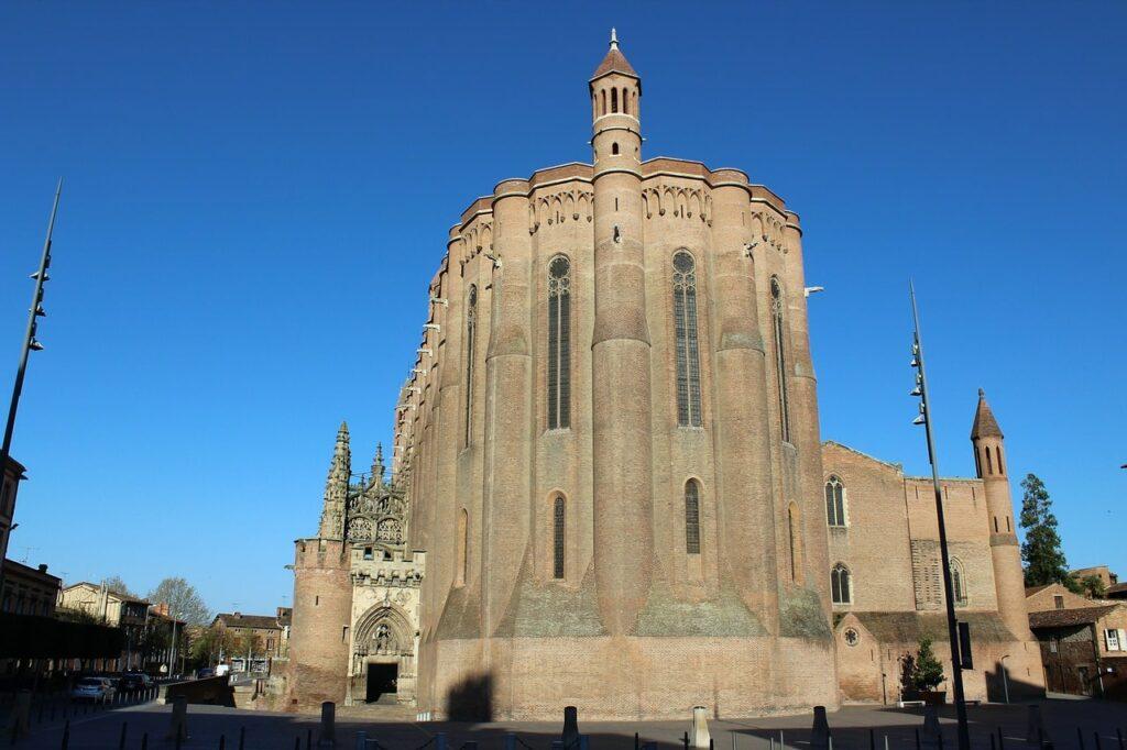 CATHÉDRALE Sainte Cécile ALBI - Classée Patrimoine Mondial de L'Unesco