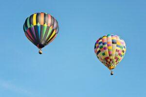 Vol de montgolfière dans le Tarn
