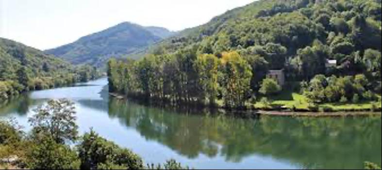 Mont d'Alban dans le Tarn