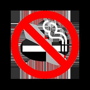 Non fumeur au brin de cocagne