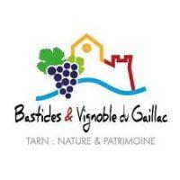 Logo du partenaire bastides et vignobles de Gaillac